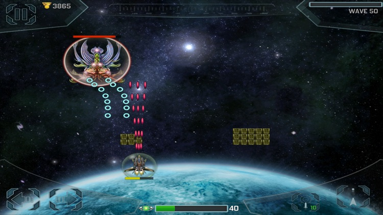 Space Cadet Defender HD: Invaders screenshot-4