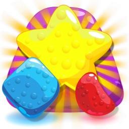 Hot Jam Star - Match 3 Jelly