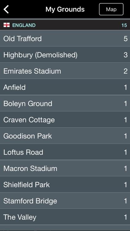 Groundhopper - Live Football screenshot-3