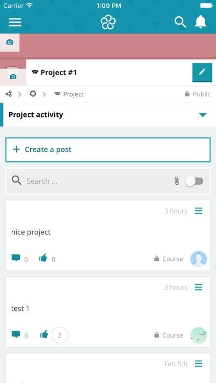 Projectcampus screenshot-3