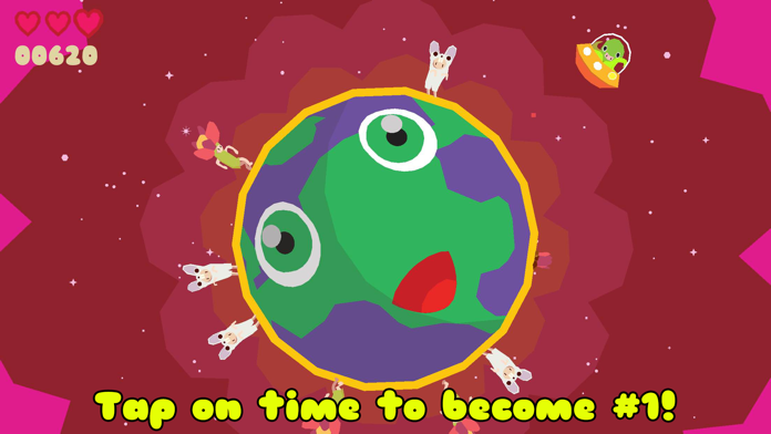 Planet Quest Screenshot