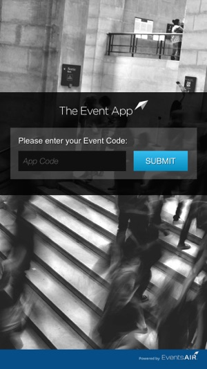 what is the most recent iphone the event app by eventsair on the app 22217
