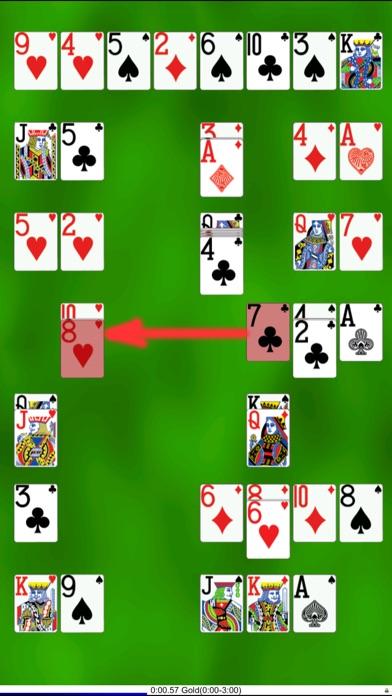 Card Solitaire Z Screenshot 2
