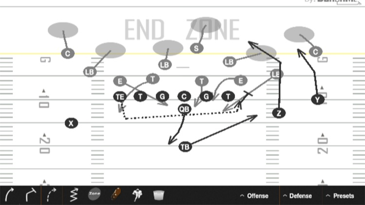 CoachMe® Football Edition Pro screenshot-4