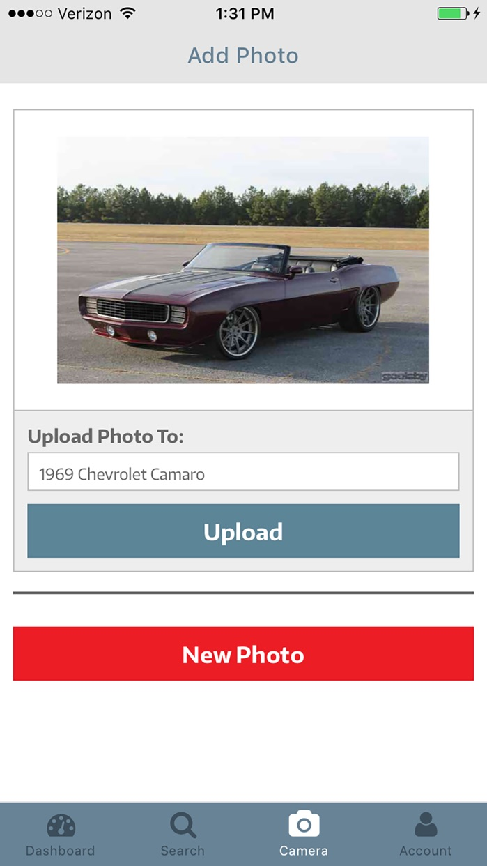 CarBuff Network - Build… Share… Get Connected Screenshot