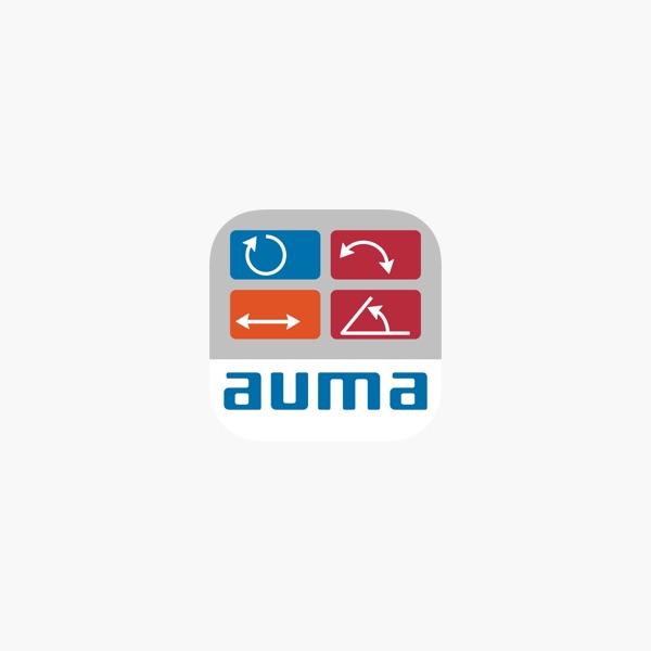 AUMA Support im App Store