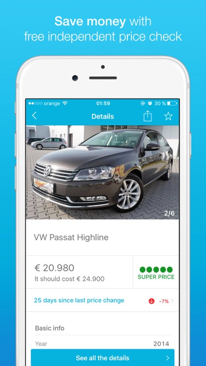 AutoUncle: Search used cars screenshot-0