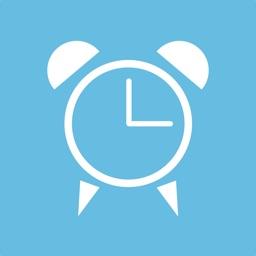 Talking Alarm Clock -free app with speech voice