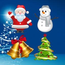 Holiday 3D emojis - Animated Christmas emoji Pro