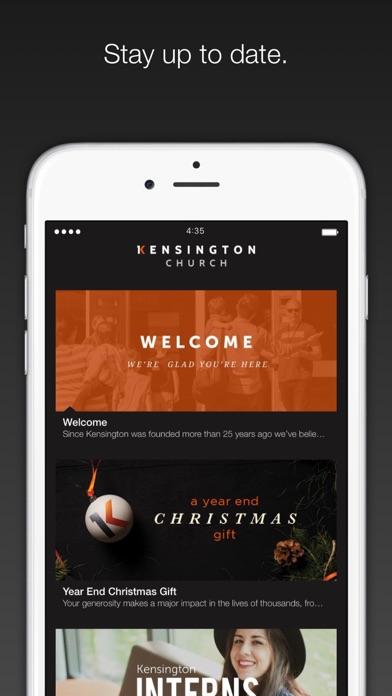 Kensington Church app image