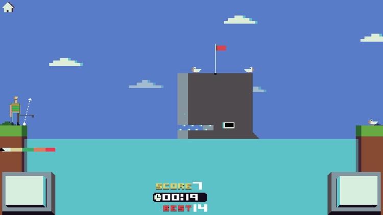 Battle Golf screenshot-4
