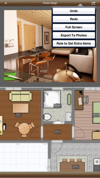 3D Interior Plan - Home Floor Design & Auto CAD screenshot-4