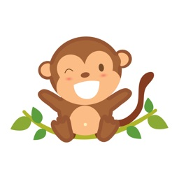 Funny Monkey - Fx Sticker