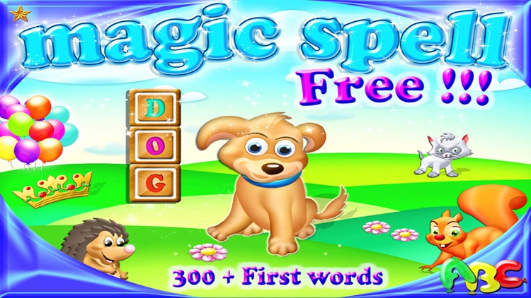 Magic Spell - first words