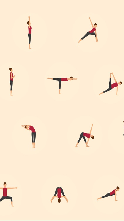 Yoga Stickers - Join the practice