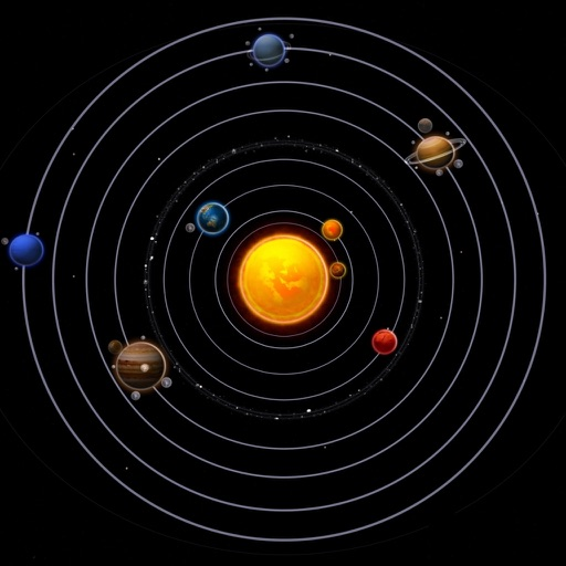 My Solar System iOS App