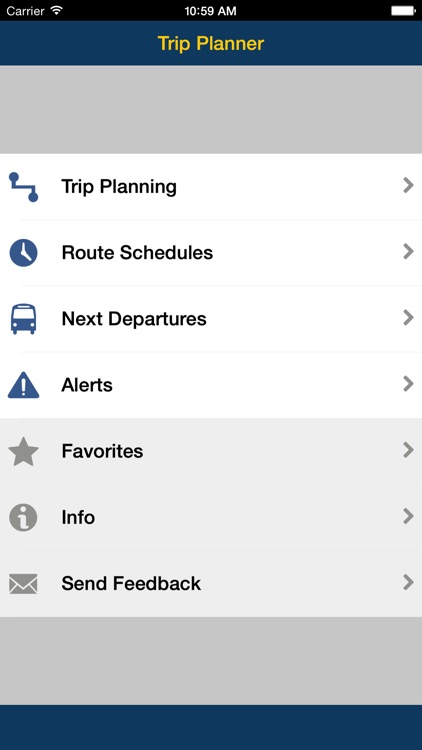 Puget Sound Trip Planner screenshot-4