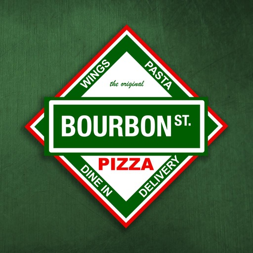 Bourbon St. Pizza