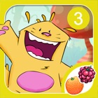 Learn the fruits - Buddy's ABA Apps icon