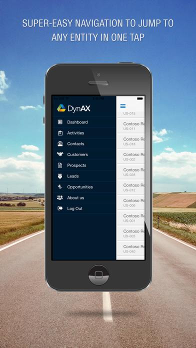 DynAX App for Dynamics AX CRM 4
