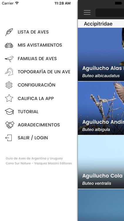 Birds of Argentina and Uruguay screenshot-4