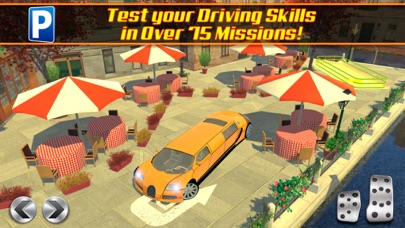 Limo Driving School a Valet Driver License Test Parking Simulatorのおすすめ画像3