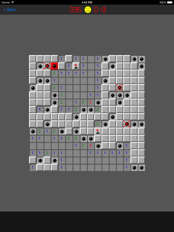 Minesweeper For iPhone & iPad - Online Game Hack and Cheat