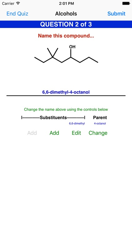 Learn Organic Chemistry Nomenclature 1