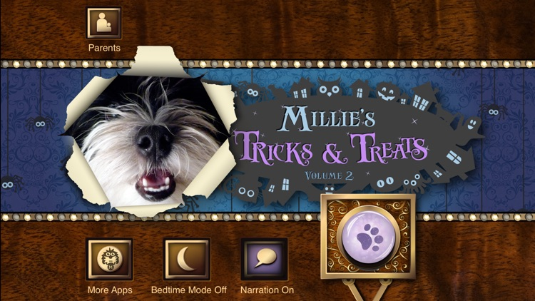 Millie's Book of Tricks and Treats, Volume 2 screenshot-0