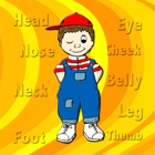 Learn Body Parts in English for Kids