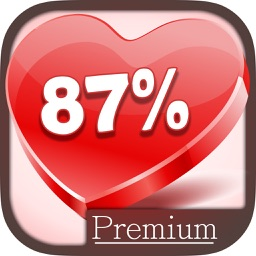 Love test scanner fingerprint - Premium