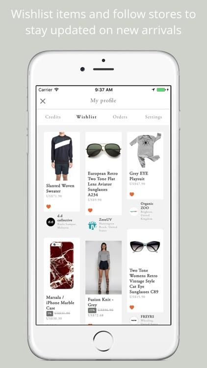 Popmap - Shop the world like a local screenshot-4