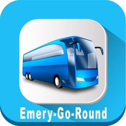 Emery-Go-Round California USA where is the Bus