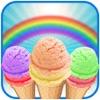 彩虹冰淇淋机 - 制作七彩冰淇淋