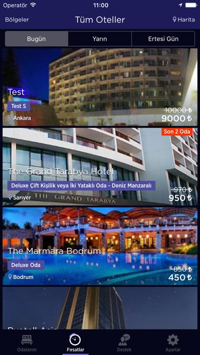 OtelSonDakika-Otel Rezervasyon screenshot one
