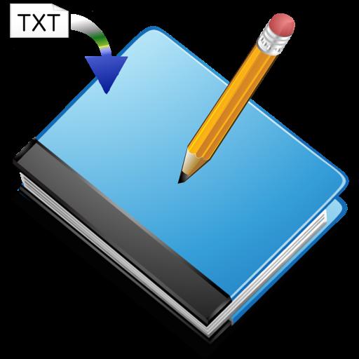 iWrite Epub Convert Txt