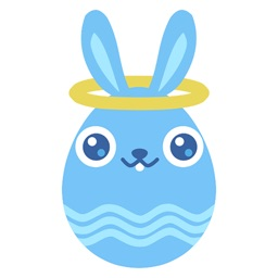 Rabbit Sticker 3