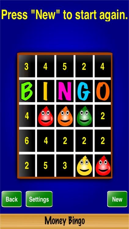 Money Bingo screenshot-3