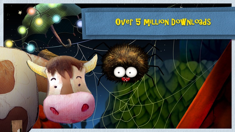 Nighty Night! - The bedtime story app for children screenshot-2