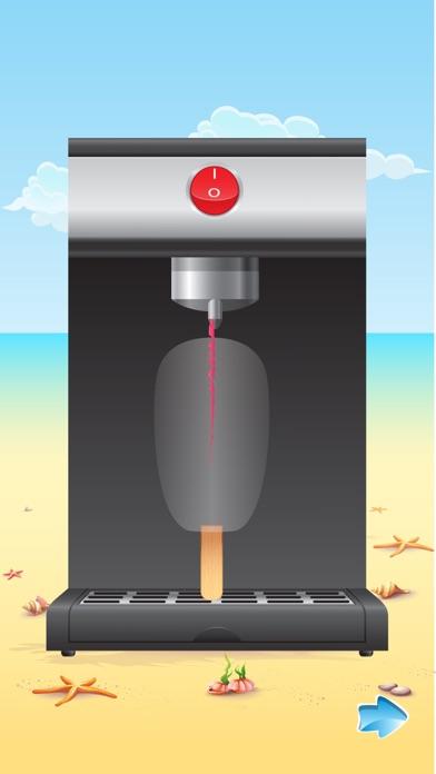 Ice candy maker – Fun food making game for kids screenshot four