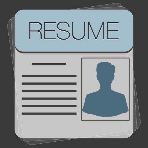 easy resume builder free resume app and cv maker app data