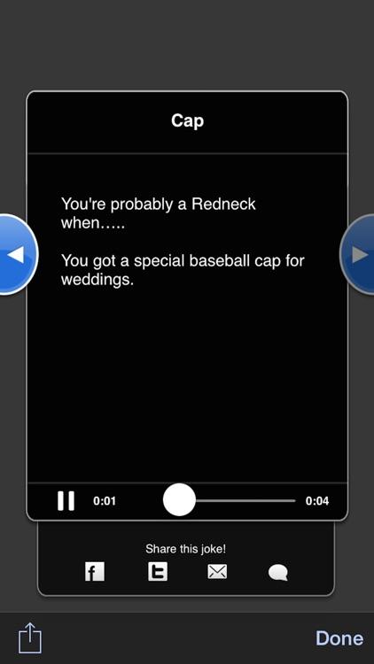 Redneck Jokes Pro screenshot-3