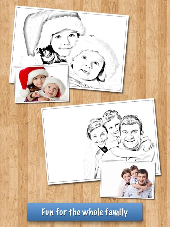 Photo Sketch Pro+ Screenshots