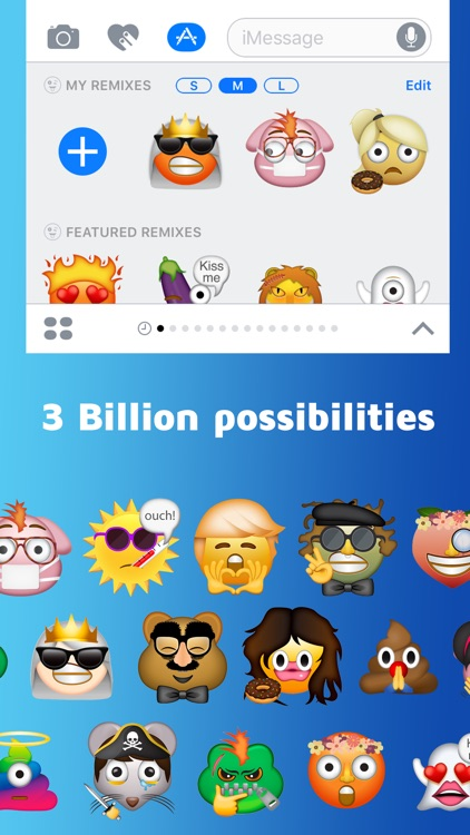 Emoji Remix screenshot-1
