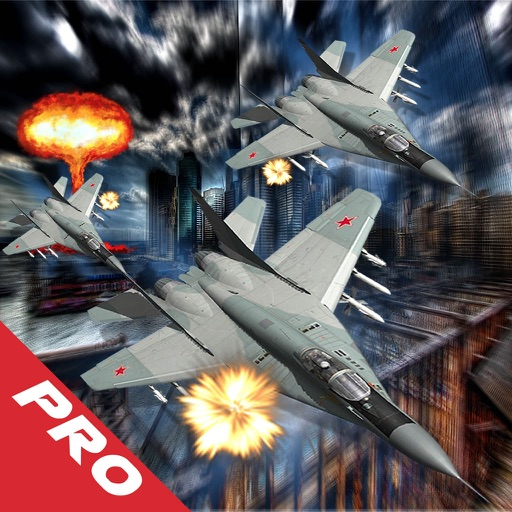 Awesome Fighter Jets Race Pro - High Speed Simulator