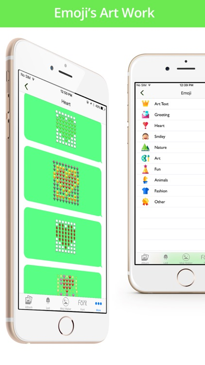Stickers App Funny Text Moji for iMessage & WeChat screenshot-3