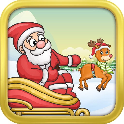 Jolly Journey - Santa Claus Christmas Winter Adventure on Xmas Eve