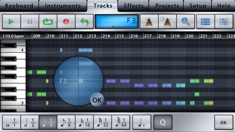 Music Studio Lite screenshot-3