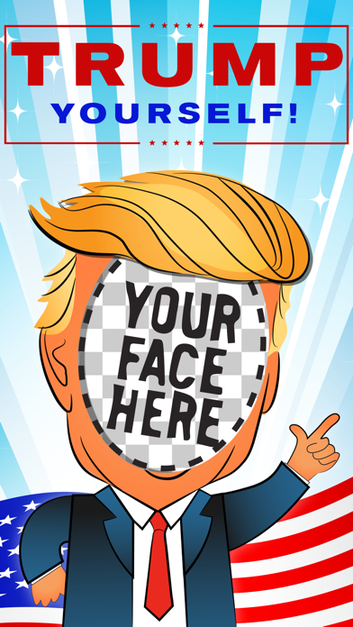 Trump Yourself Live - Make Trump Photos & Videos