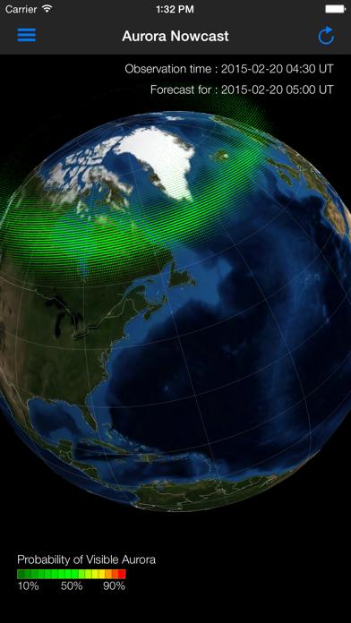 Aurora Forecast. på PC